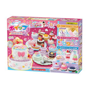 おもちゃ W-129 ホイップる フラワースイーツパーティーDX[CP-WH] 誕生日 プレゼント 子供 女の子 男の子 6歳 7歳 8歳 ギフト パティシエ ホイップル