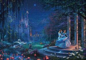 ジグソーパズル TEN-D1000-068 ディズニー Cinderella Dancing in the Starlight (シンデレラ) 1000ピース パズル Puzzle ギフト 誕生日 プレゼント 誕生日プレゼント