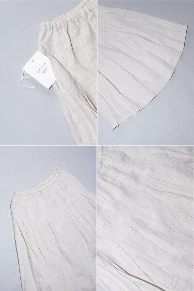 麻ジャケット/麻パンツ/麻カーテン/麻のれん/麻リネンロングスカートマキシスカート