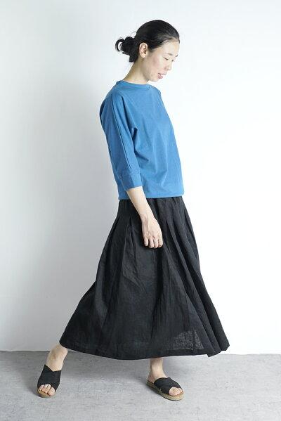 スカート大きいサイズレース麻ジャケット/麻パンツ/麻カーテン/麻のれん/