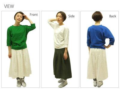 トップス/コットン100/綿/レディースファッション/