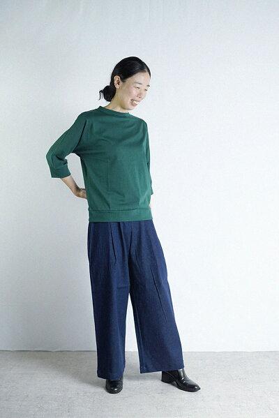 Teeシャツ/トップス/コットン/綿/レディースファッション/