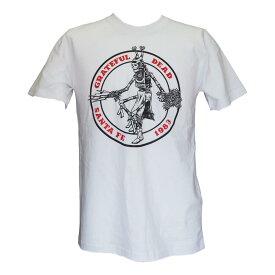 送料無料 グレイトフル・デッド (4) Grateful Dead プリント Tシャツ バンド Tシャツ レディース メンズ 半袖 グレイトフルデッド