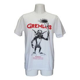 ムービー 映画 Tシャツ グレムリン Gremlins プリントTシャツ キャラクターtシャツ 半袖Tシャツ おもしろTシャツ 面白いTシャツ ペアtシャツ グッズ メンズ レディース ユニセックス かわいい 可愛い おしゃれ な お揃いコーデ おそろい ペアルック カップル 友達 送料無料