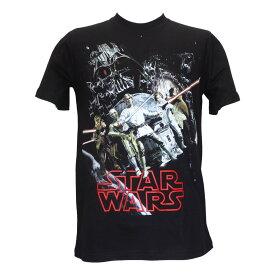 スター・ウォーズ Star Wars (2) ムービーTシャツ 映画Tシャツ プリントTシャツ バンドTシャツ メンズ レディース