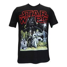 スター・ウォーズ Star Wars (1) ムービーTシャツ 映画Tシャツ プリントTシャツ バンドTシャツ メンズ レディース