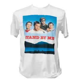 スタンド・バイ・ミー Stand by Me 映画Tシャツ セレクトTシャツ ユニセックス