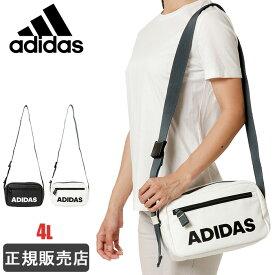 アディダス ショルダーバッグ 横型 斜め掛け adidas コンパクト メンズ レディース キッズ スポーツブランド 1-62722