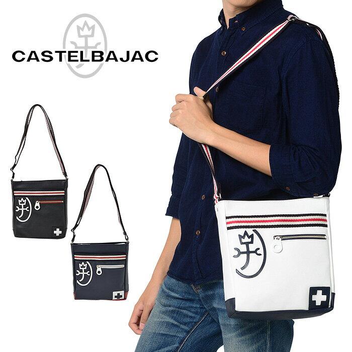 CASTELBAJAC カステルバジャック ショルダーバッグ パンセ 059114 メンズ