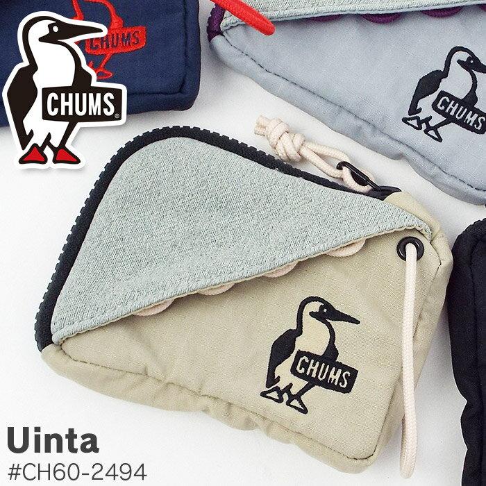 チャムス 財布 小銭入れ CHUMS Uinta ch60-2494 メンズ レディース キッズ