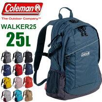 coleman[コールマン]リュックサック/バックパック25LWALKER25