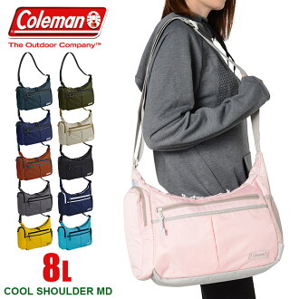 coleman科尔曼挎包酷肩膀MD 8L CBS5011人分歧D上学塑料瓶口袋