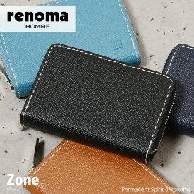 2fc9d83db3c8 小銭入れ レノマ renoma ゾーン 515611 メンズ コインケース 革 送料無料 財布 送料無料