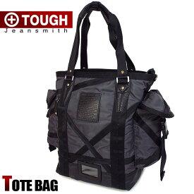 TOUGH タフ トートバッグ メンズ ナイロンストラップ 57587 ブラック 送料無料