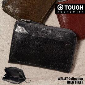 TOUGH タフ キーケース 財布 IDENTIKIT 69101 メンズ 革 レザー