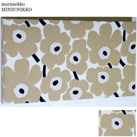 ファブリックパネル marimekko miniunikko 40×22cm 単品販売 ベージュ マリメッコ ミニウニッコ 北欧 お洒落 インテリア 廃盤