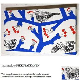 marimekko PIKKUPAKKANEN ファブリックパネル おしゃれ 北欧 ファブリックパネル アリス marimekko PIKKU PAKKANEN 40×22cm マリメッコ ピックパッカネ レッド ブルー インテリア リビング おすすめ インテリア 癒される小鳥 北欧 鳥