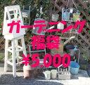 ■ナチュラルガーデニング雑貨実用福袋2019【アリスの時間】★