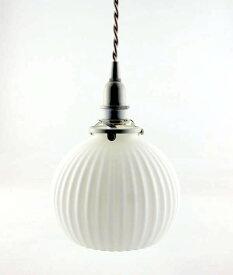 TE749シェルシェード ラウンド(ガラスシェードのみ)【アンティーク照明】照明 おしゃれ シェードのみ
