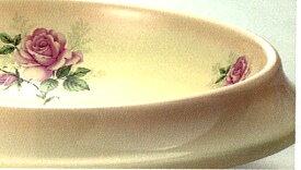 ポイント5倍+ママ割5倍■ASR024 シェルブール 陶器製 ウォツシュボウルS 【アリスの時間】★