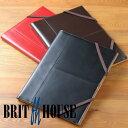ブリットハウス brit house THEME A4多機能ジャケット システム手帳 ノートカバー [高級本革][日本製] TH-1112 【楽ギフ_包装】