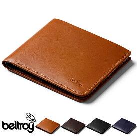 ベルロイ 二つ折り財布 The Square bellroy 財布 コンパクト シンプル メンズ レディース ギフト