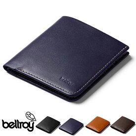 ベルロイ 二つ折り財布 The Tall bellroy 財布 コンパクト シンプル メンズ レディース ギフト