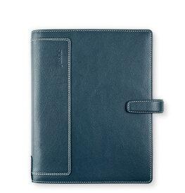 ファイロファックス システム手帳 Holborn A5サイズ Blue ブルー filofax