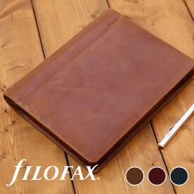 ファイロファックス システム手帳 ロックウッド ジップ Lockwood A5サイズ filofax 【楽ギフ_包装】