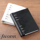 ファイロファックス filofax クリップブック Clipbook バイブルサイズ ノートブック Notebook レザー調ポリウレタン システム手帳 ギフト...