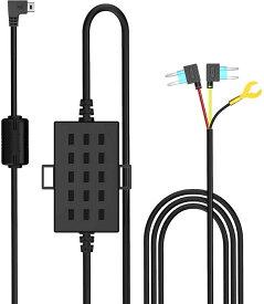 AKEEYO ミラー型ドライブレコーダー AKY-V360S専用 常時電源ケーブル