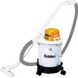 スイデン 乾湿両用掃除機(クリーナー集塵機)100V ペールタンク【環境安全用品】【清掃用品】【そうじ機】