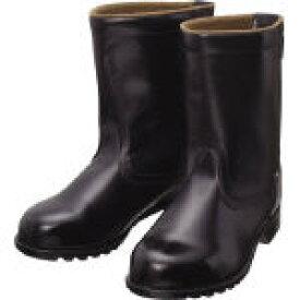シモン 安全靴 半長靴 FD44 25.0cm【環境安全用品】【保護具】【安全靴】