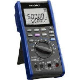HIOKI デジタルマルチメータ(A端子あり)【生産加工用品】【計測機器】【電気測定器・テスタ】
