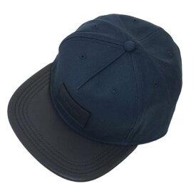 コーチ F86475-DE/NV 帽子 キャップ フラット ブリム ハット カラーブロック デニム/ネイビー アウトレット COACH