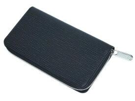 ルイヴィトン M61857 財布 エピ ヴィトン LV ラウンドファスナー長財布 12枚カード ジッピー・ウォレット ノワール(ブラック) LOUIS VUITTON