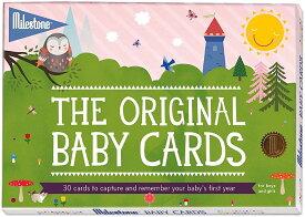 Milestone Baby Cards マイルストーンカード
