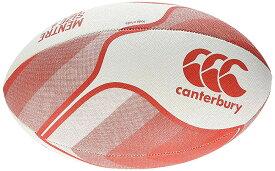 カンタベリー ラグビーボール 練習用3号 白 赤 CANTERBURY THRILLSEEKER CLASSIC BALL WHITE/RED [並行輸入品]