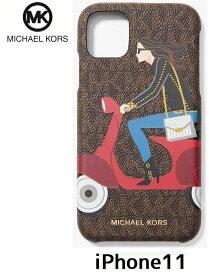 MICHAEL KORS マイケルコース iPhone11 ジェットセットガールケース ホイットニー ケース