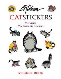 クリバンキャット ステッカー ブック 30デザイン 150枚 ネコ キャット ハワイ クレイジーシャツ のデザインも