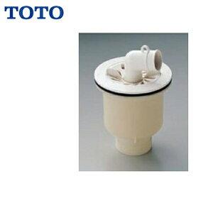 TOTO洗濯機パン用排水トラップPJ2009NW[ABS製縦引き]