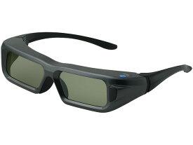 EY-3DGLLC2 【送料無料】 [MITSUBISHI 三菱] 3Dメガネ ブラック EY3DGLLC2