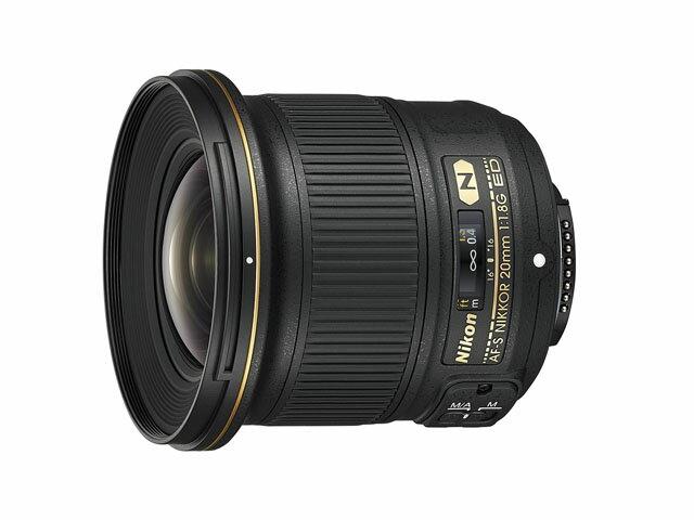 【納期約4週間】【お一人様1台限り】AF-S NIKKOR 20mm f/1.8G ED 【送料無料】 [Nikon ニコン] AF-S NIKKOR 20mm f/1.8G ED AFSNIKKOR20mmf/1.8GED