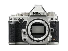 ★★【納期約1〜2週間】【お一人様1台限り】Df SL [Nikon ニコン] Df ボディ デジタル一眼レフカメラ SL シルバー DfSL