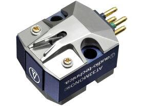 【納期約1ヶ月以上】AT33MONO ネイビー [audio-technica オーディオテクニカ] MC型(ムービングコイル)モノラルカートリッジ AT33MONO