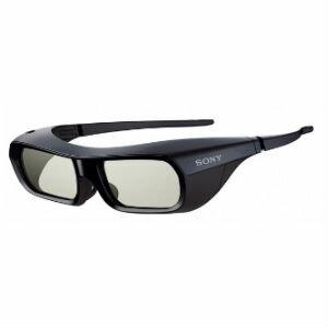 【納期約7〜10日】TDG-BR250 ブラック [SONY ソニー] 3Dメガネ 【TDGBR250】
