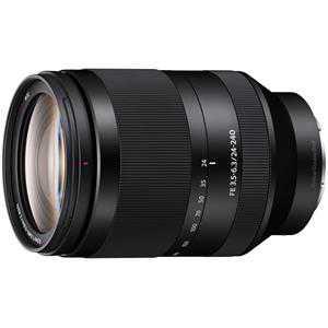 ◆【在庫あり翌営業日発送OK A-8】SEL24240【代引き不可】【送料無料】[SONY ソニー] 交換用レンズ FE 24-240mm F3.5-6.3 OSS SEL24240