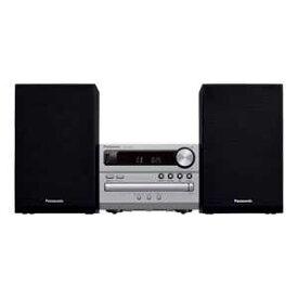 【納期約7〜10日】SC-PM250-S [Panasonic パナソニック] CDステレオシステム Bluetooth対応 シルバー SCPM250S