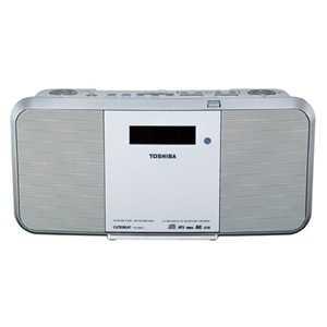 【納期約7〜10日】TY-CRX71-W【送料無料】[TOSHIBA 東芝] SD/USB/CDラジオ ホワイト TYCRX71W