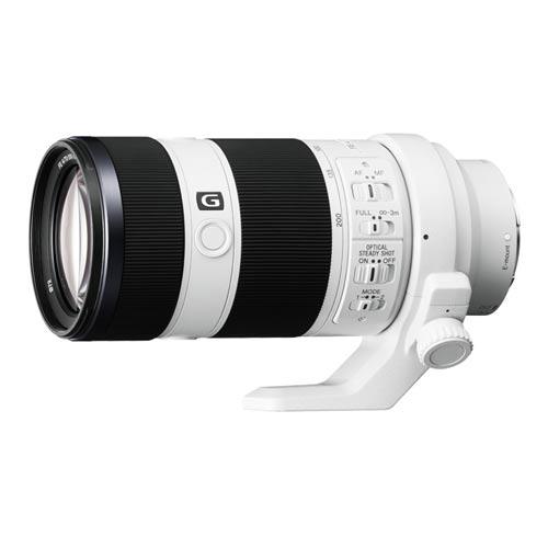 【納期約1ヶ月以上】SEL70200G【代引不可】【送料無料】[SONY ソニー] デジタル一眼カメラα[Eマウント]用レンズ FE 70-200mm F4 G OSS